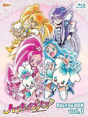 ハートキャッチプリキュア! Blu-rayBOX Vol.2 (完全初回生産限定)