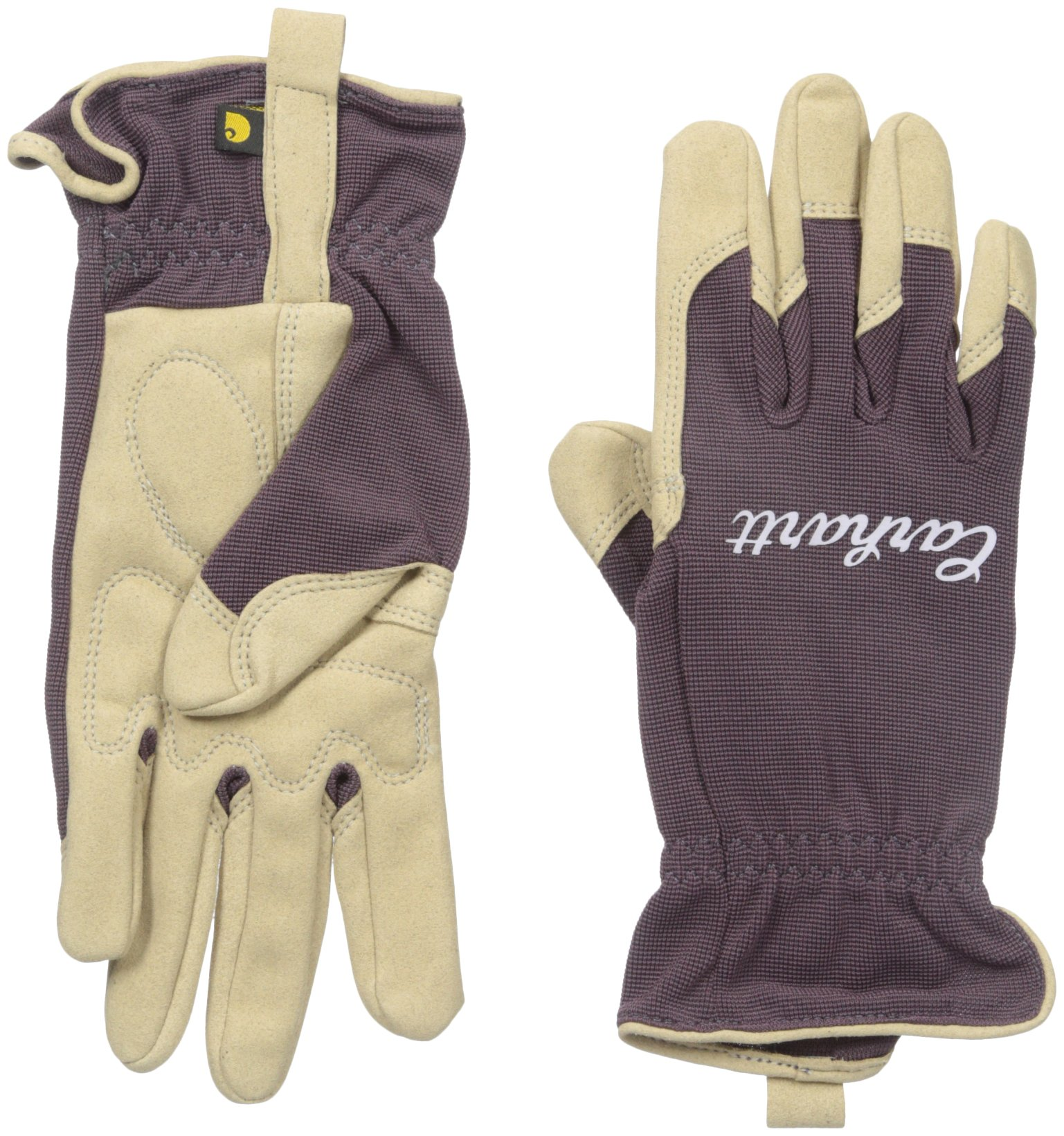 Carhartt Women's Perennial High Dexterity Glove, Dusty Plum, Medium