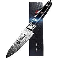 TUO Kitchen Knives Black Hawk-S