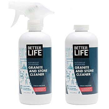 Better Life Granite Cleaner