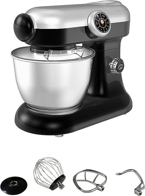 Klaiser KM184MEX Pâtisser-Robot de cocina amasador multifunción ...