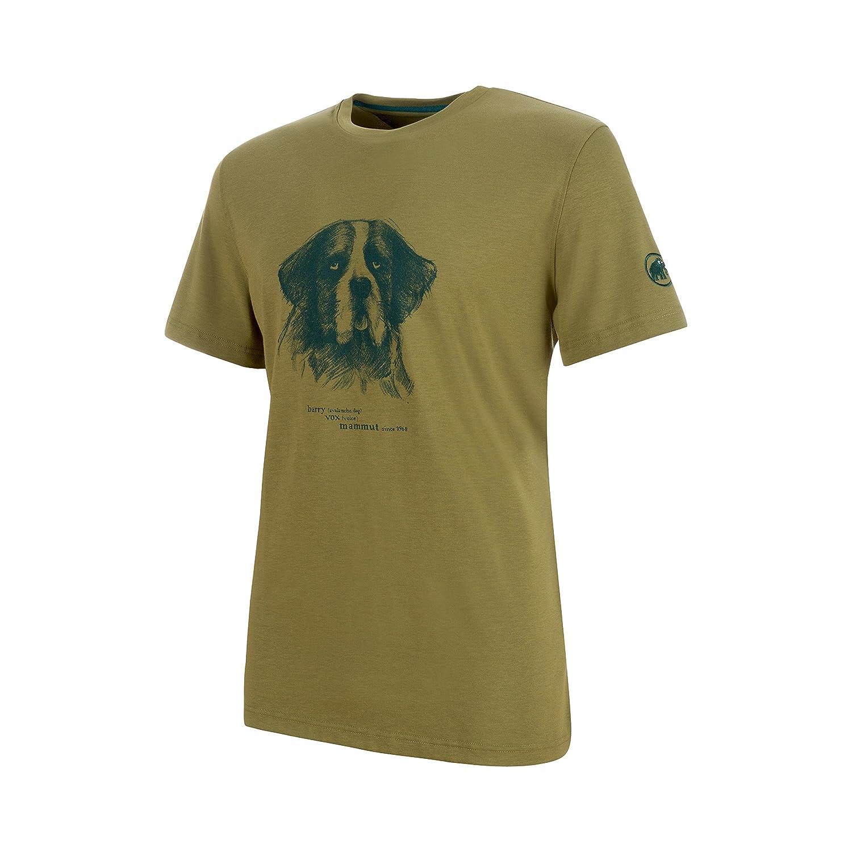 Mammut BARRYVOX - Camiseta, Hombre: Amazon.es: Deportes y aire libre