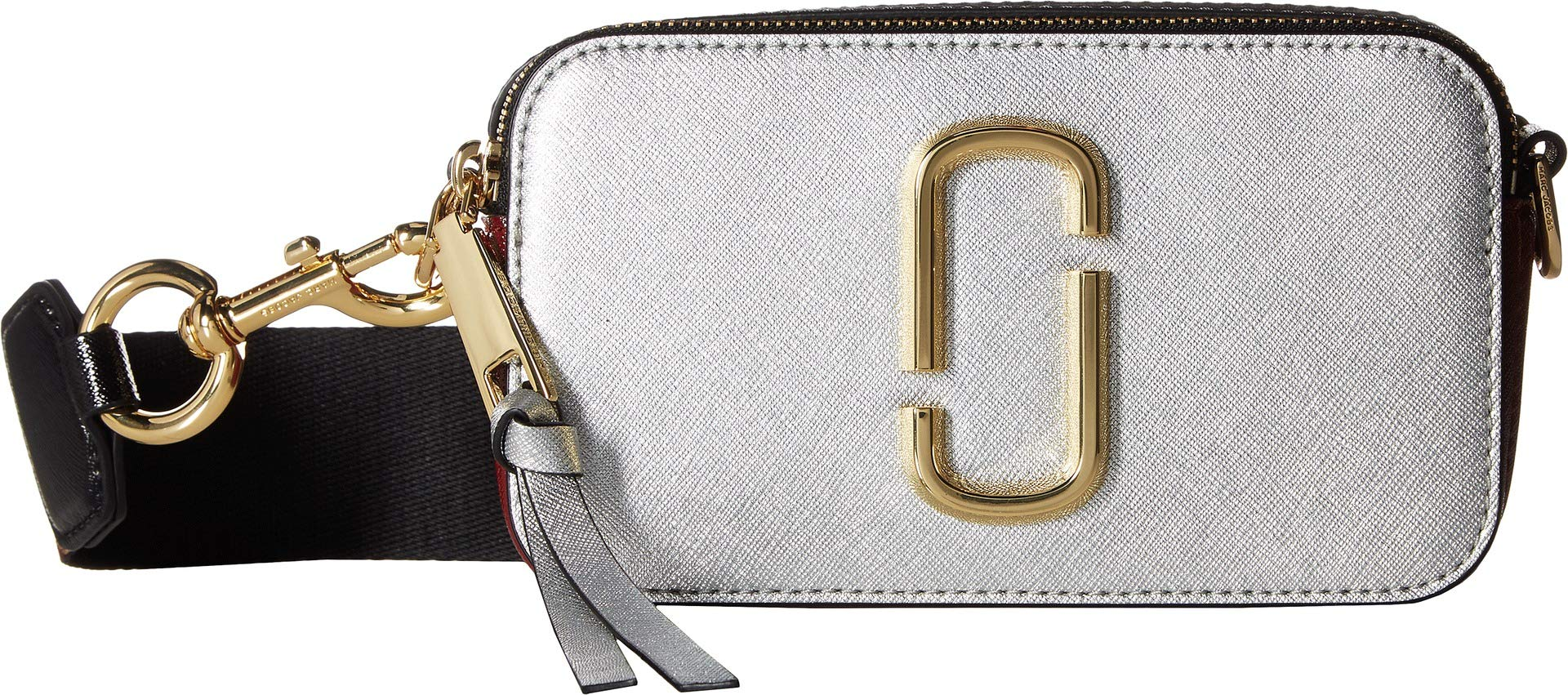 Marc Jacobs Women's Snapshot Silver Multi One Size