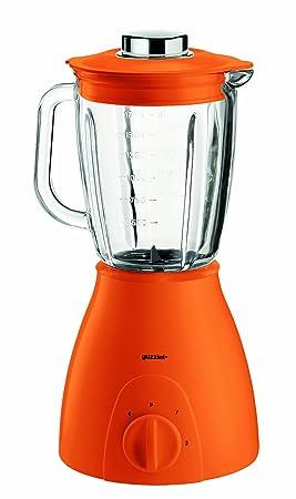 Guzzini 28210083 G-Plus - Batidora de vaso (400 W), color naranja