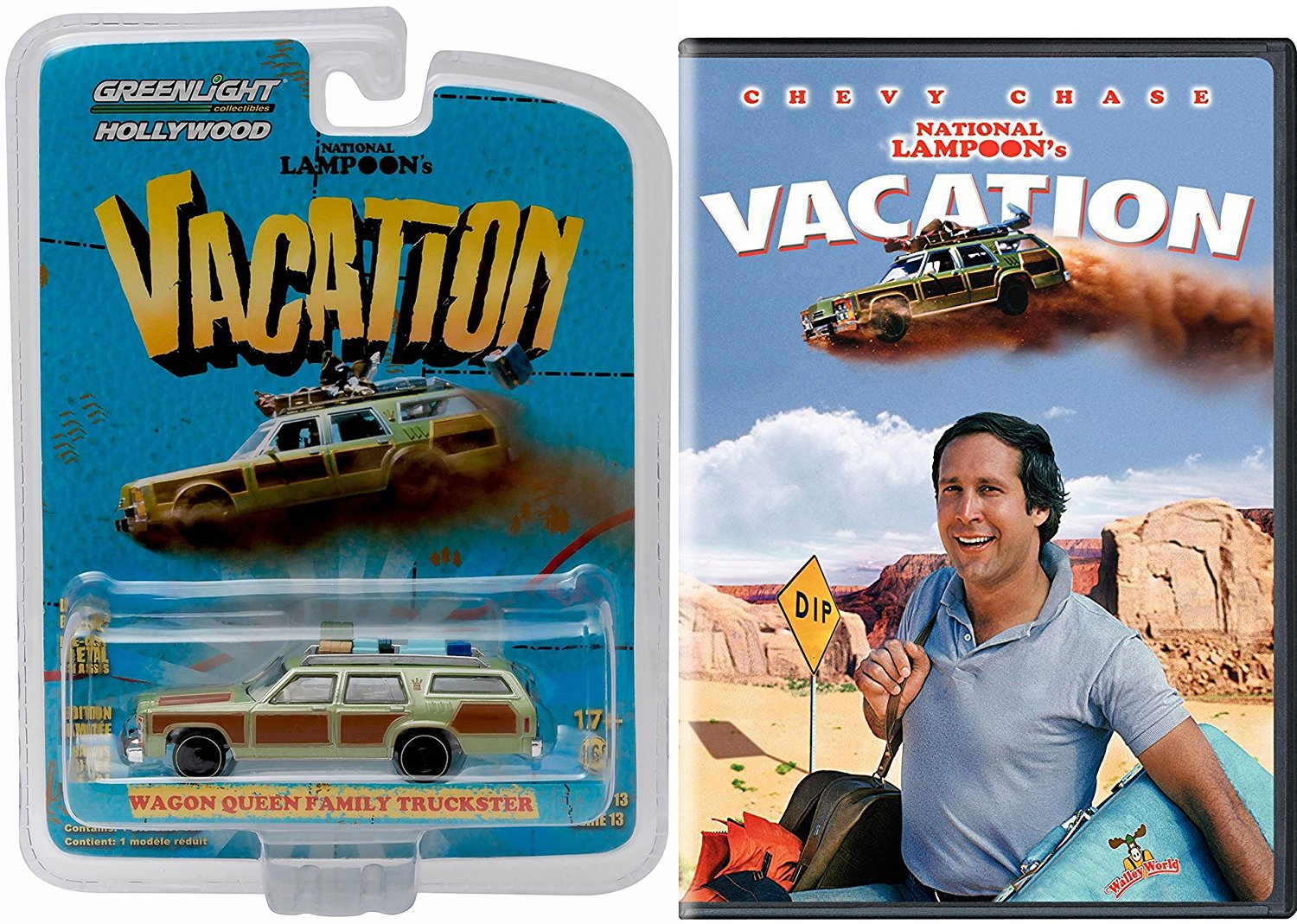 Amazon Com National Lampoon S Vacation Chevy Chase Dvd Family