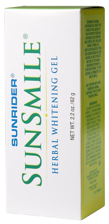 Amazon.com: sunsmile® Whitening Gel de hierbas, 2.2 oz.: Beauty