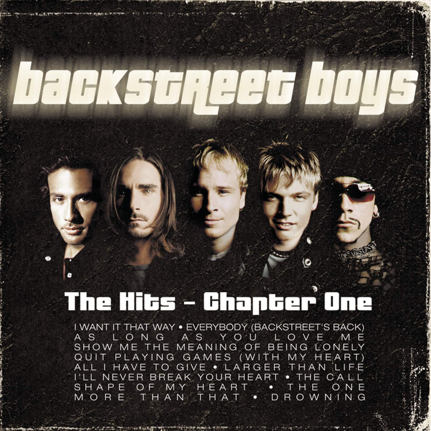 CD : Backstreet Boys - Hits: Chapter One (CD)