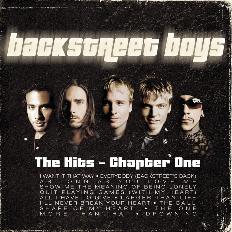 CD : Backstreet Boys - Hits: Chapter One (CD)