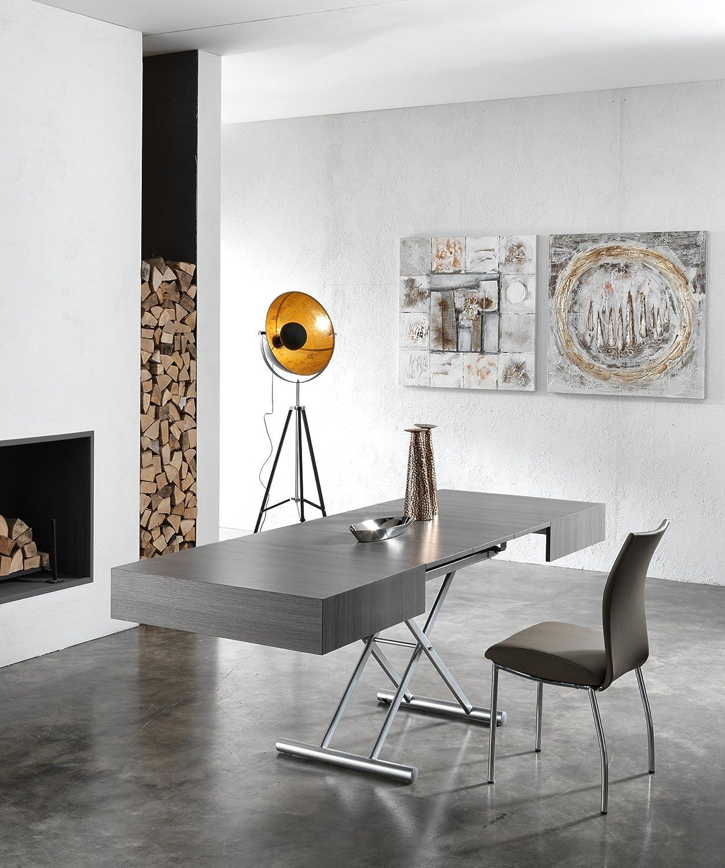 Soffitto parati carta disegno for Tavolini trasformabili ikea