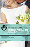 Brides of Penhally Bay - Vol 3: Their Miracle Baby / Sheikh Surgeon Claims His Bride / A Baby for Eve / Dr Devereux's Proposal (Mills & Boon Romance) (Mills & Boon Special Releases)