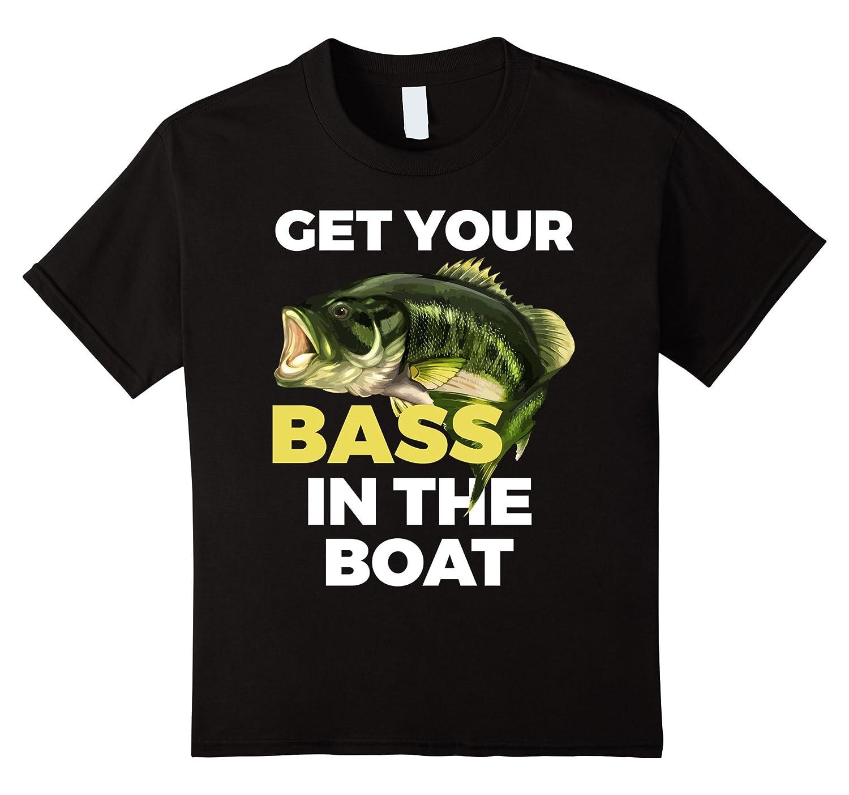 Funny Fishing Shirt Bass T Shirt-Awarplus