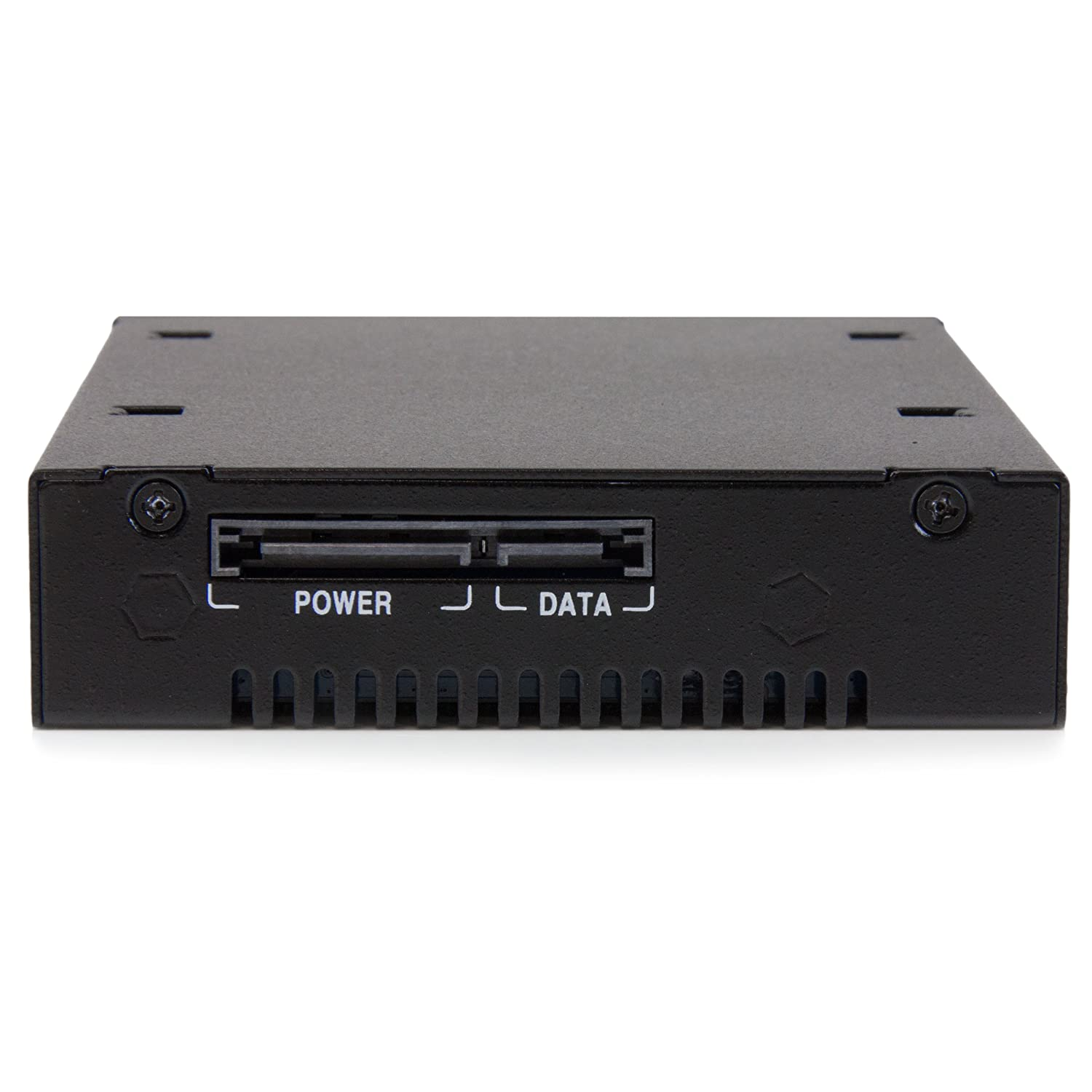 StarTech.com 2.5 Inch SATA Removable Hard Drive Bay for PC Expansion Slot