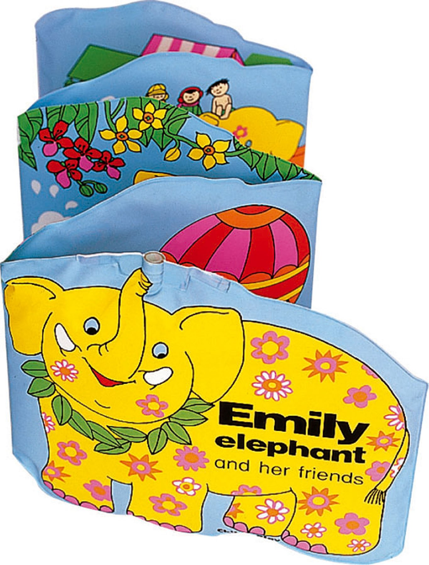Emily the Elephant and Her Friends (Squeaky Clean)