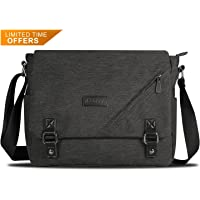 Ibagbar Water Resistant Messenger Bag for up to 14