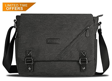 Review ibagbar Water Resistant Messenger