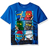 Amazon Price History for:Lego Ninjago Boys' T-Shirt