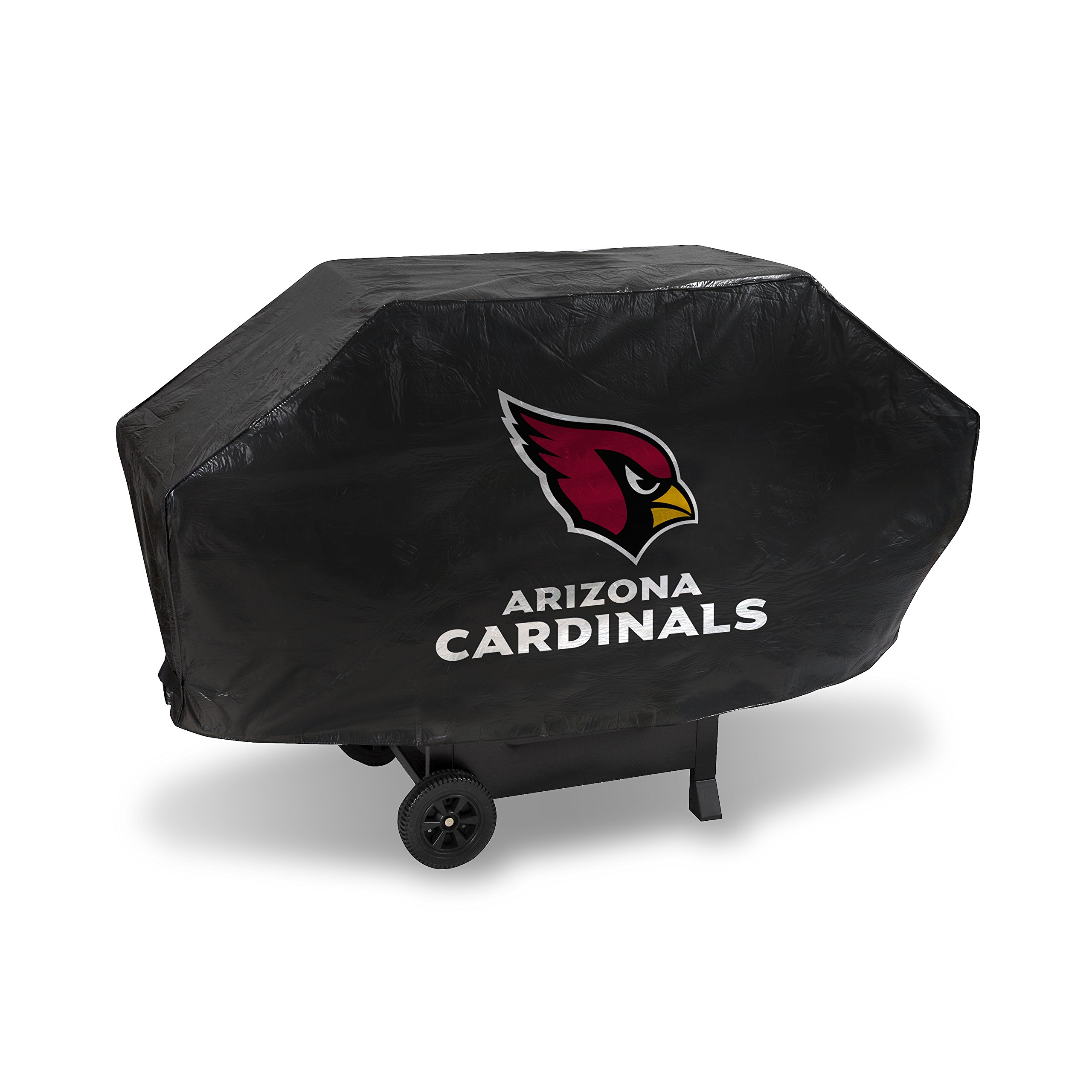 Rico Industries NFL Arizona Cardinals Deluxe Vinyl Padded Grill Cover