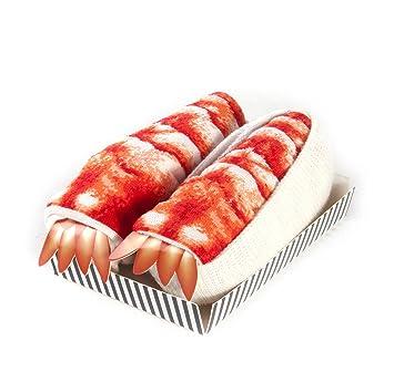 Camarón - Calcetines de Sushi