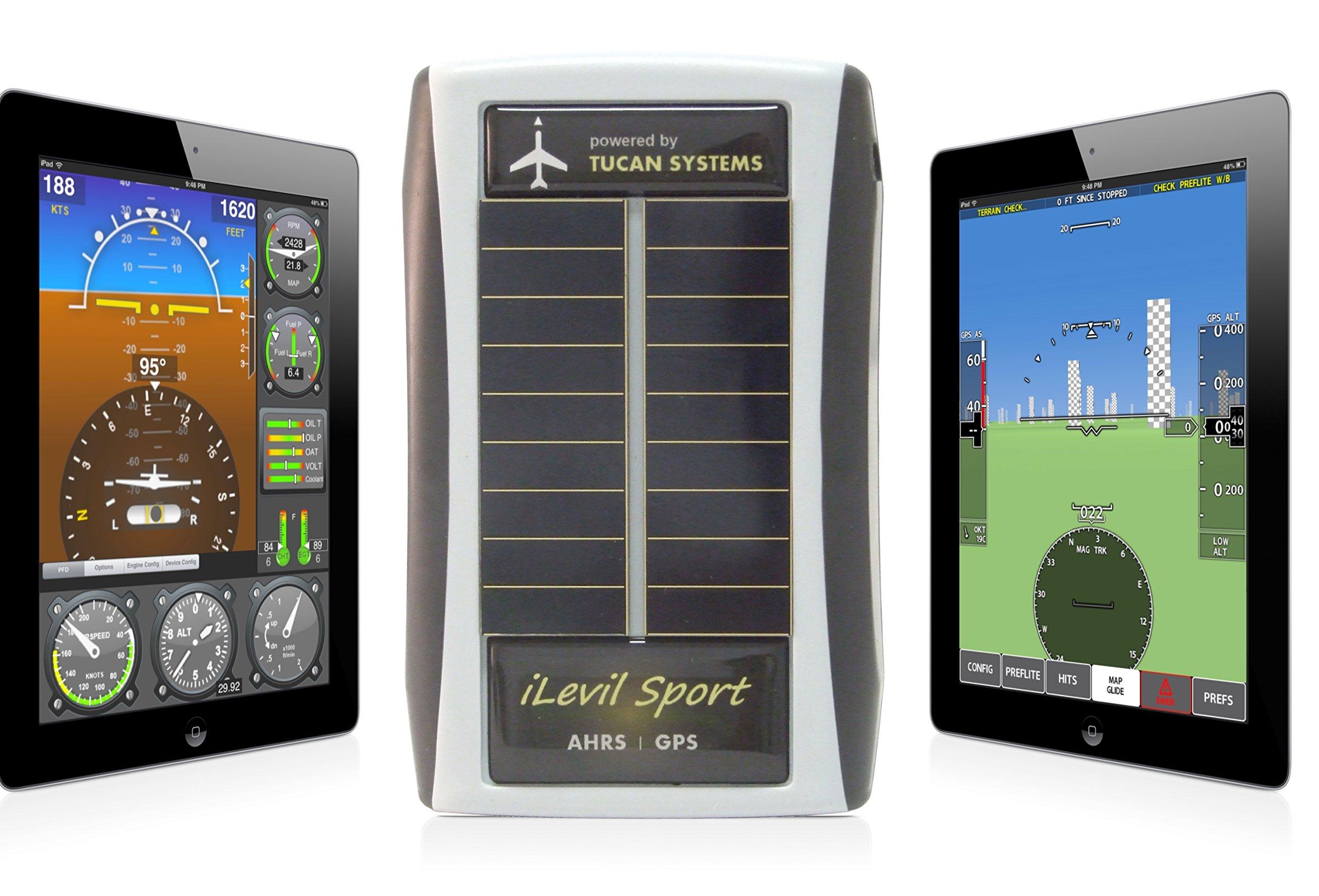 iLEVIL SPORT Portable AHRS/GPS