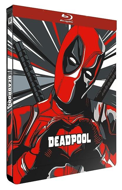 Deadpool (Deadpool) 81kl6RfMZAL._SL640_