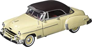 Motor Max 1:24 W/B American Classics 1950 Chevrolet Bel Air Coupe Diecast Vehicle