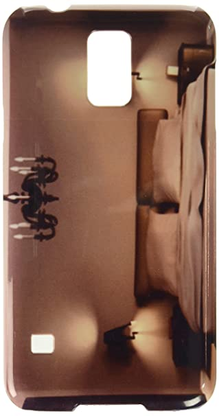 Modern Luxury Elegant Bedroom Interior Chandelier Front Cell Phone Cover Case Samsung S5 Amazon In Electronics