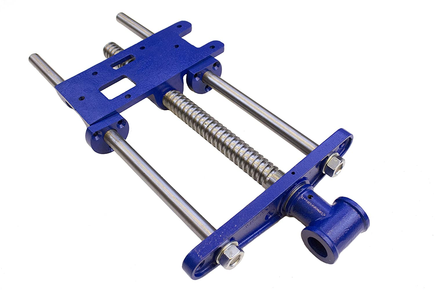 "Yost Tools F10WW Yost 10"" Front Vise"