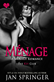 Ménage: Ménage Romance Serial mfm (The Key Club Book 1) (English Edition)