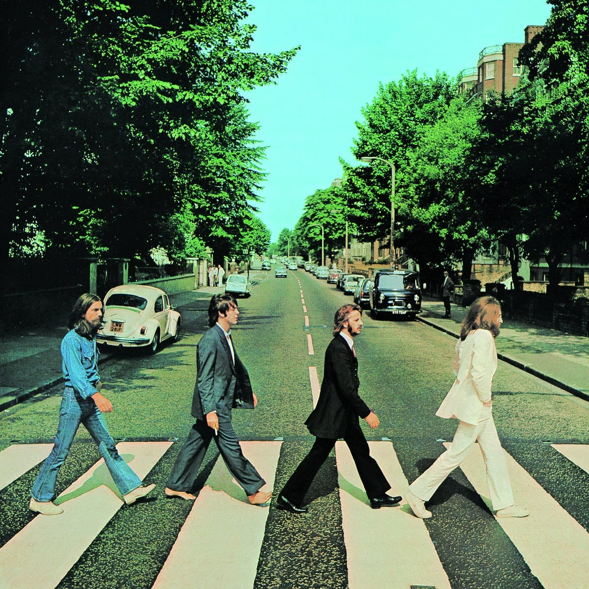 Beatles Abbey Road 1969 2012 New Sealed 180g Vinyl Lp