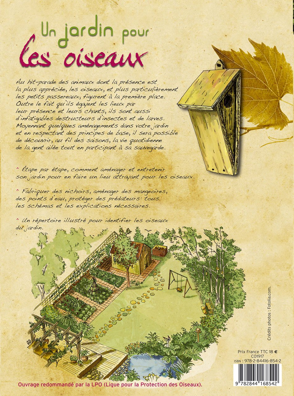 Amazon.fr - UN JARDIN POUR LES OISEAUX - Maurice Duperat - Livres