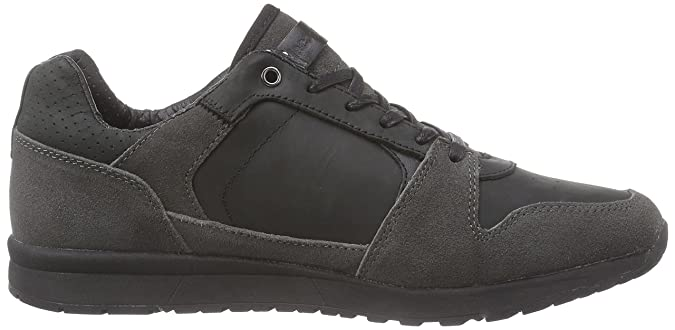 Le COQ SportifGASPAR Leather LOW-153 - Zapatillas Hombre, Color Negro, Talla 41