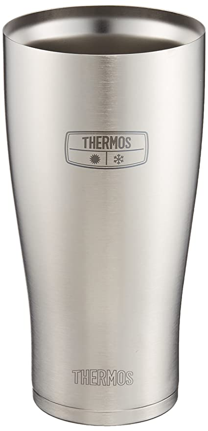 Thermos Vaso de Acero Inoxidable 600 ML jde-600: Amazon.es ...