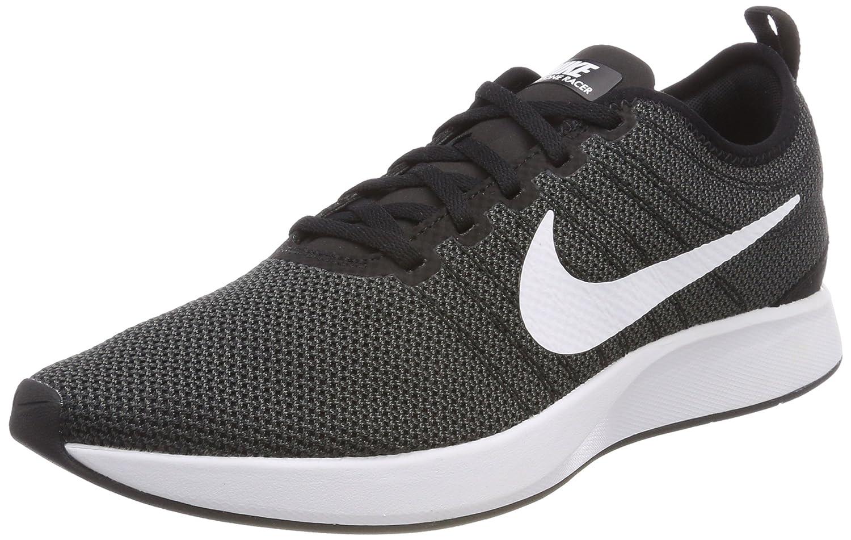 Schwarz(schwarz Weiß-dark grau 002) Nike Herren Dualtone Racer Gymnastikschuhe
