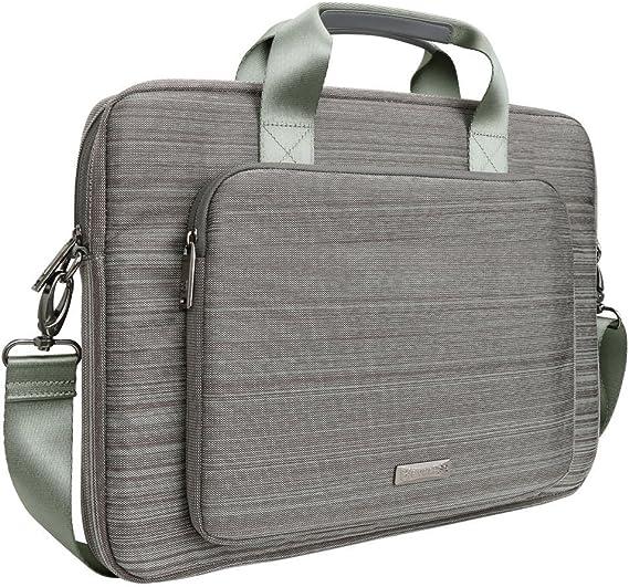 JuaoHuan Alter Bridge Laptop Shoulder Messenger Bag Case Briefcase Sleeve for 13 Inch 14 Inch 15.6 Inch Laptop Case 14 Inch