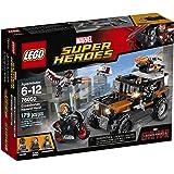 LEGO Super Heroes Crossbones†Hazard Heist 76050