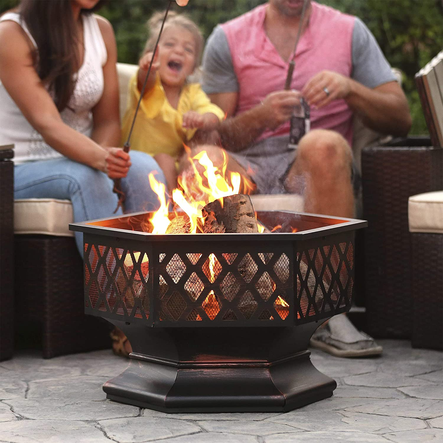 Best Choice Products SKY2414 fire-pits, Medium