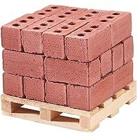 Mini Materials - Mini Red Bricks