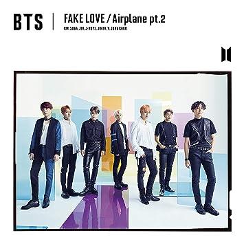 Bird/Fake Love/Airplane Pt 2 Version A
