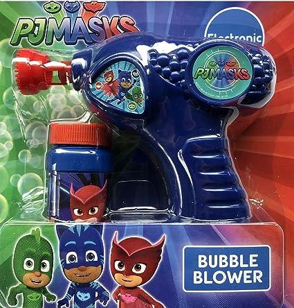Amazon.com: Máscaras PJ Funciona con pilas y burbujas: Toys ...