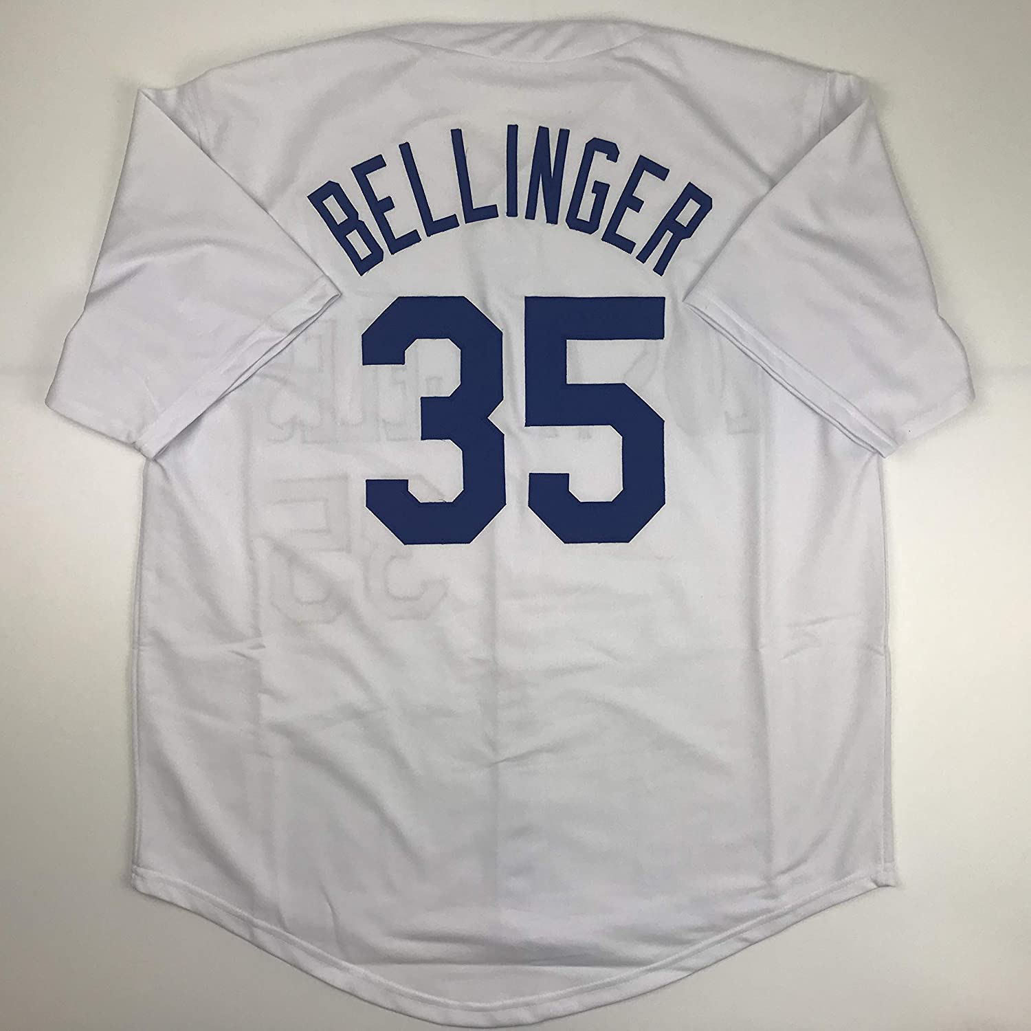 hot sale online 0776a 0082f Unsigned Cody Bellinger Los Angeles LA White Custom Stitched ...