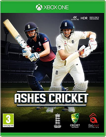 Amazon ashes cricket xbox one video games ashes cricket xbox one sciox Choice Image