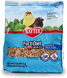 Kaytee Forti Diet Pro Health Canary & Finch Food