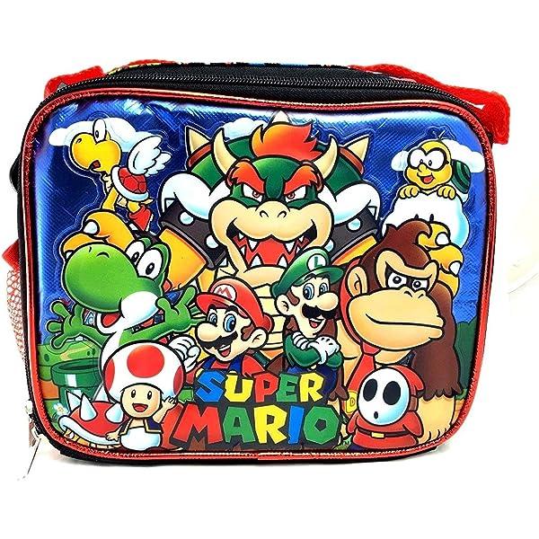 Amazon.com: Juegos de figuras Super Mario Brothers de WanPro ...