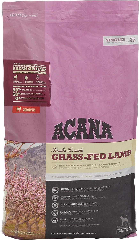 ACANA Grass-Fed Lamb Comida para Perros - 11400 gr