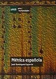 Métrica española (ARTES Y HUMANIDADES)