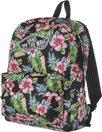 secretamente Complicado Perezoso  Mochila Vans Off the Wall Realm Backpack Hawaii: Amazon.com.mx