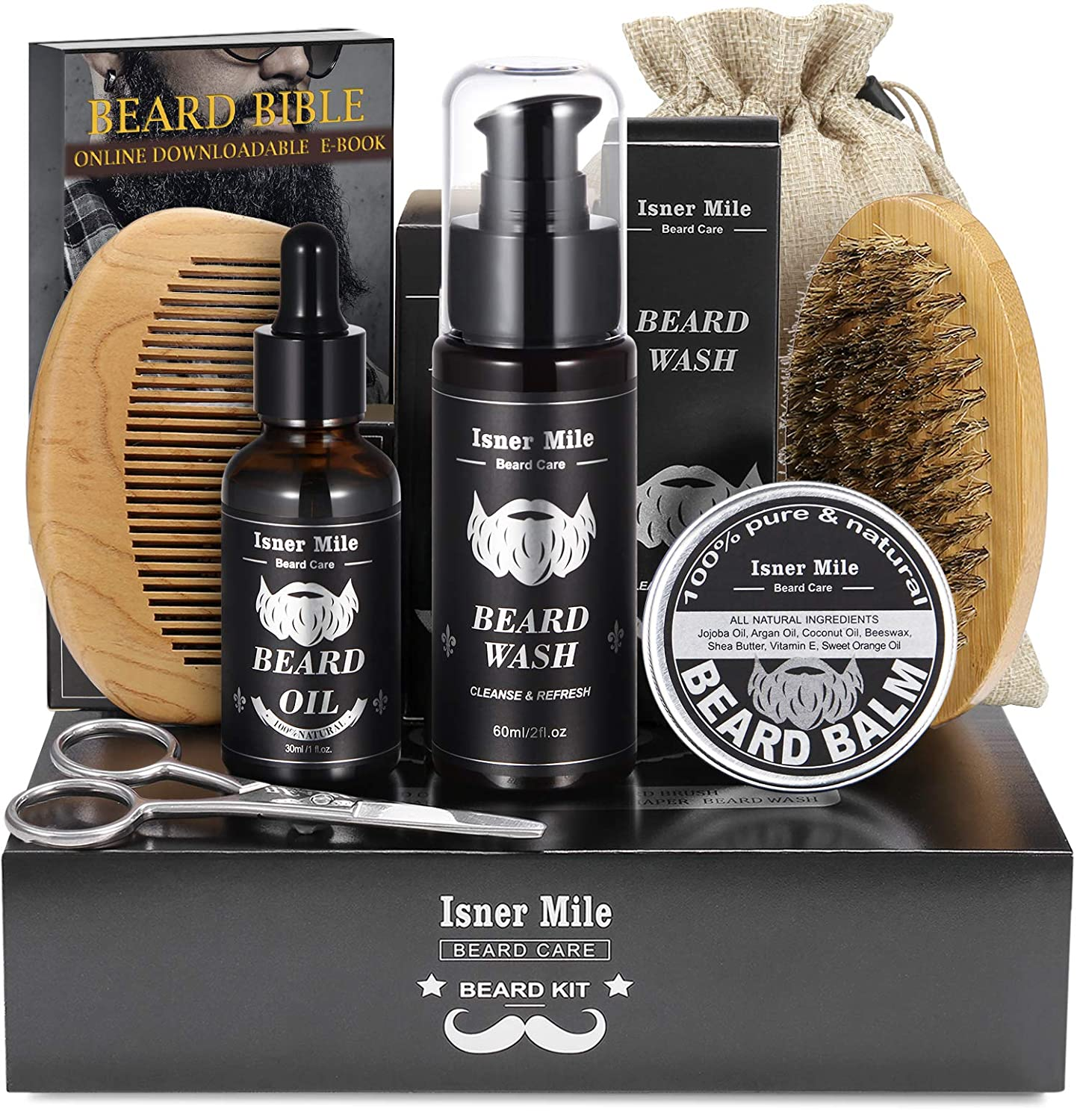 13 Best Beard Growth Oil for fast results isner mile img