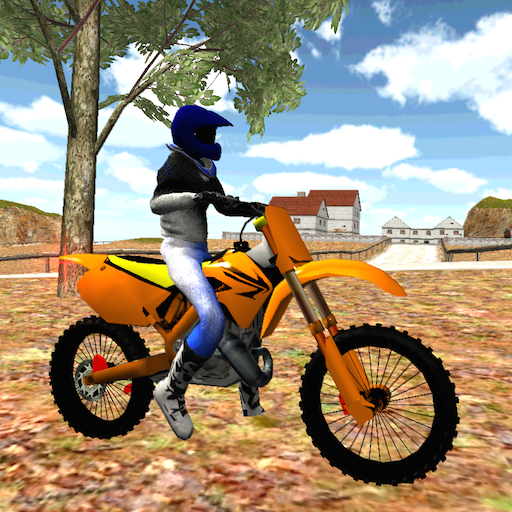 (Motocross Countryside Drive 3D - Motorcycle)