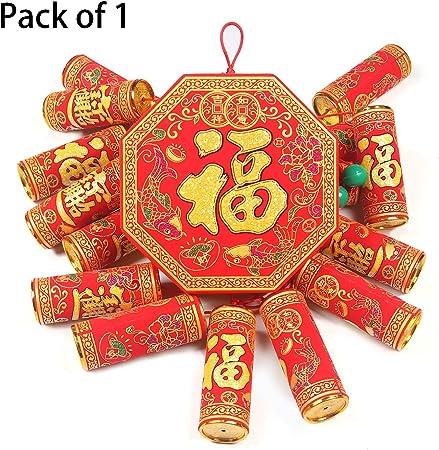 KI Store Año Nuevo Chino Lunar Decoraciones Hecho a Mano Festival ...