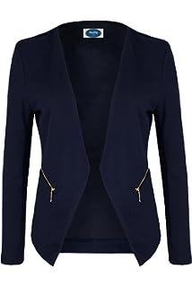 Apparel - Outlet - Chaqueta de traje - Manga Larga - para mujer